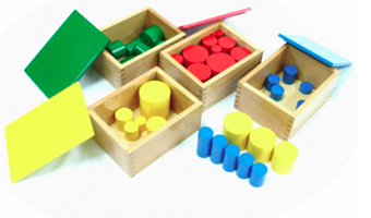 Montessori Zabawki